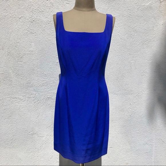 Niteline Dresses & Skirts - Vintage Azure Blue Minidress